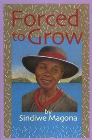 Cover of: Forced to grow