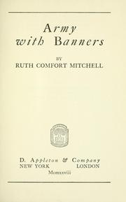 Cover of: Army with banners