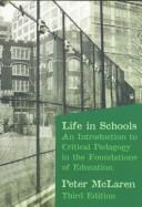Cover of: Life in schools