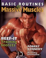Cover of: Basic routines for massive muscles