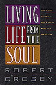 Cover of: Living life from the soul