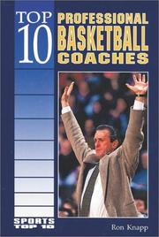 Cover of: Top 10 professional basketball coaches