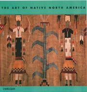 Cover of: The art of native North America