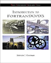 Cover of: Introduction to Fortran 90/95