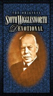 Cover of: The original Smith Wigglesworth devotional