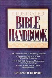 Cover of: Illustrated Bible handbook