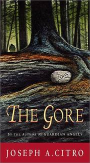 Cover of: The gore: a novel