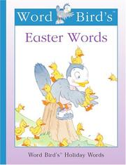 Cover of: Word Bird's Easter words
