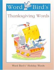 Cover of: Word Bird's Thanksgiving words