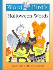 Cover of: Word Bird's Halloween words