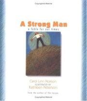 Cover of: A strong man: a fable for our times