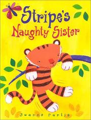 Cover of: Stripe's naughty sister