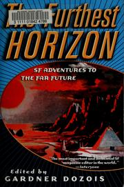 Cover of: The furthest horizon