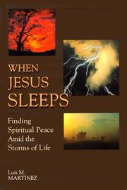 Cover of: When Jesus sleeps