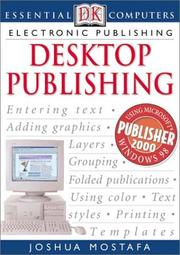 Cover of: Electronic publishing