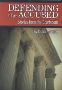 Cover of: Defending the accused
