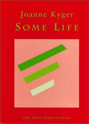 Cover of: Some life