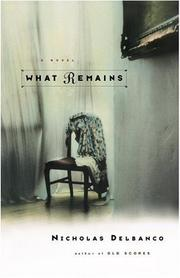 Cover of: What remains