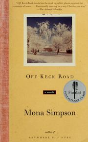 Cover of: Off Keck Road