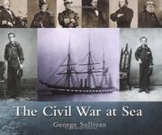 Cover of: The Civil War at sea