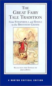 Cover of: The Great fairy tale tradition