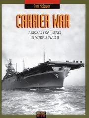 Cover of: Carrier war