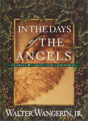 Cover of: In the days of the angels