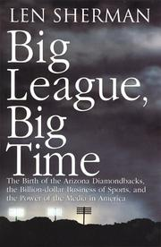Cover of: Big league, big time