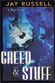 Cover of: Greed & stuff
