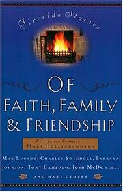 Cover of: Fireside stories of faith, family, and friendship