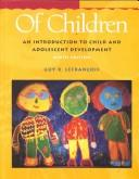 Cover of: Of children