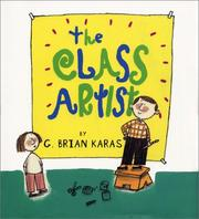 Cover of: The class artist