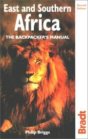 Cover of: East & southern Africa