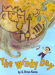 Cover of: The windy day