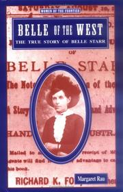 Cover of: Belle of the West