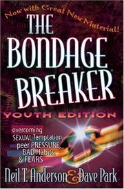 Cover of: The bondage breaker youth edition