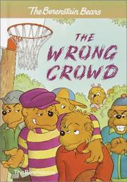 Cover of: The Wrong Crowd