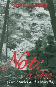 Cover of: Not