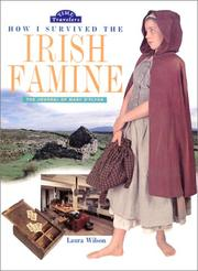 Cover of: How I survived the Irish famine