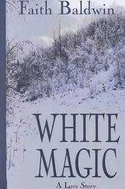 Cover of: White magic