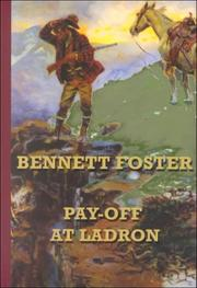 Cover of: Pay-off at Ladron