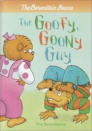 Cover of: The Goofy, Goony Guy
