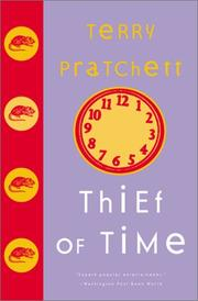 Cover of: Thief of time