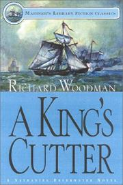 Cover of: A king's cutter