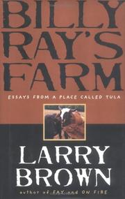 Cover of: Billy Ray's farm