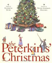 Cover of: The Peterkins' Christmas