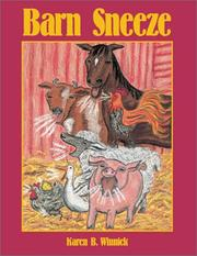 Cover of: Barn sneeze