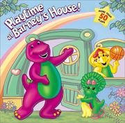 Cover of: Playtime at Barney's house