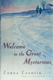 Cover of: Welcome to the great mysterious