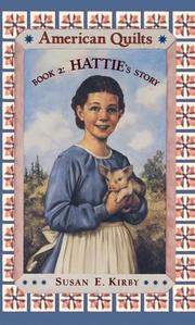 Cover of: Hattie's story